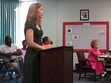 Quitman 10, Brooks Sch. Board President Dennard, Ask the Right Questions!