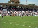 Stade-Français-Bourgoin-Jalieu au Stade Jean-Bouin 19/09/09