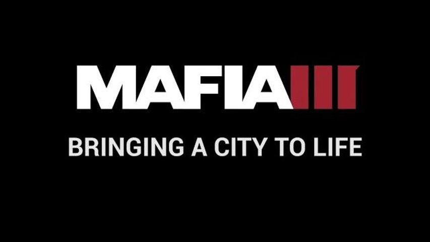 MAFIA 3 - Bringing a City to Life (2016) EN