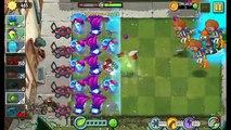Plants vs. Zombies 2 - Modern Day: Day 26 Walkthrough