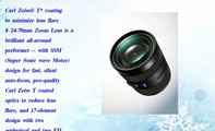 Sony 24 70mm f 2.8 Carl Zeiss Vario Sonnar T Zoom