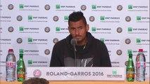 Nick Kyrgios Roland Garros 2016 Interview
