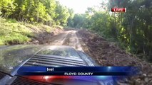 Closer look at crews working on US 23 in Floyd County