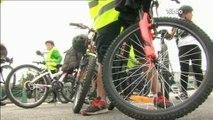Véloroute : Achèvement de la voie verte V7 (Bretagne)