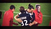 David Beckham bid Farewell to Football - David Beckham Futbola Veda Etti