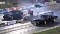 2014 DRAG RACE Dodge Charger RT Quarter Mile Run