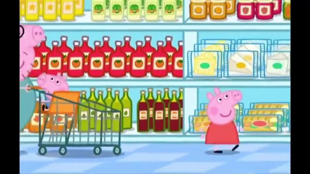 YTP FR Peppa pig et le supermarché
