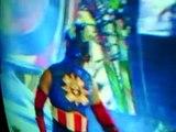 wwe wrestlemania 27 Rey mysterio captain america entrance
