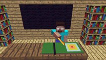 Monster School: Jumping (Minecraft Animation) Minecraft