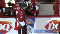 Goal Highlights New York Rangers vs Ottawa Senators March 28,2013