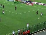 29/01/09 - Bangu 1 x 2 Flamengo - Gols (TV)
