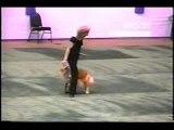 Un chien qui danse  !