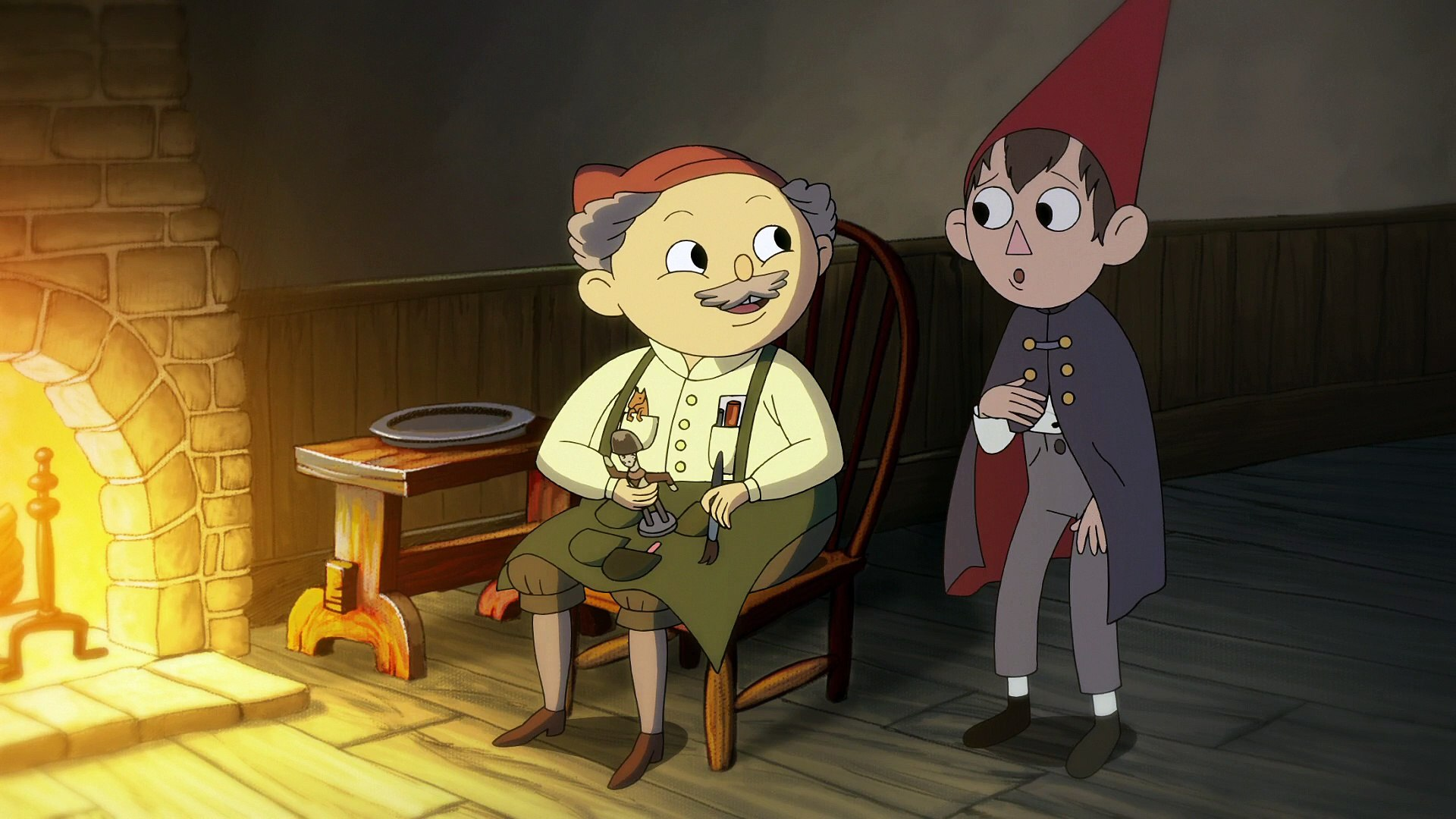 Over The Garden Wall Episode 4 Chapter 4 Songs Of The Dark Lantern Hd