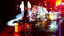 Red Hot Chili Peppers 2012  -Flea & Josh Jam into Can't Stop   Stop.MOV