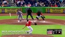 Washington Nationals vs Miami Marlins - Game Highlights May 22, 2016