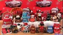 8 Cars 2 Hallmark Christmas Ornaments 2012 Holiday Edition Keepsake Wall-E Disney Dumbo Pixar toys