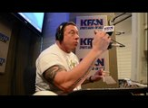 Superstar Mike Morris Eats a GIANT Snickers bar in 20 minutes! (Time-Lapse)