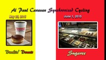 Al Paul Caravan Synchronized Cycling. May 25, & June 1, 2015 Part 2