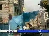 قيام 22 بهمن - 38 | Iran Protesters Skirmish w Basij