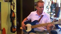 Funky Finger Groove James Madru October 17, 2014