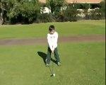 Brandon Golf Swing - Dec 20, 2008 super slow mo
