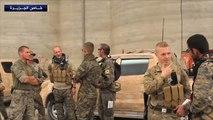 صور للجزيرة ترصد مقاتلين أميركيين شمال الرقة