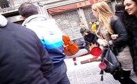 THE DAWLiNS 22-11-2015 Músicos callejeros en el rastro Madrid   PLANEt26