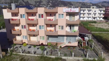 Hotel ES Comfort ShënGjin (Official Video 4K)