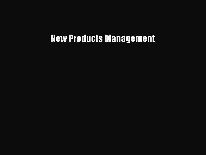 EBOOKONLINENew Products ManagementREADONLINE