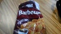 Zero 0.021 Barbeque Crisps