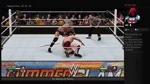 SummerSlam 2013 WWE World Title Randy Orton Vs Daniel Bryan