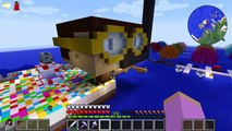 Minecraft  CRAZY CRAFT 3 0   CALLING ON THE ATLANTIC CRAFT!
