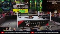 WWE MONEY IN THE BANK 2016 Roman Reigns vs. Seth Rollins (WWE World Heavyweight Championship Match)