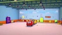 La Voiture de course et Tom la dépanneuse   Voitures et camions dessins animés pour les enfants