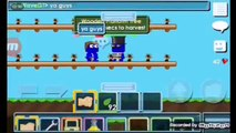 Growtopia: Dirt to 50 Wls (part 2)