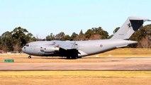 RAAF C-17 - RAAF Richmond