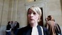 Grève des avocats dans les tribunaux de France