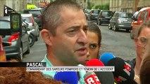 11 personnes, dont 10 enfants, blessées par la foudre dans un parc parisien - Le 28/05/2016 à 17h00
