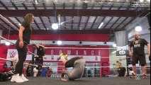Inside the WWE Performance Center Combine - video dailymotion