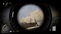 251.8m (275.3y) Extreme Distance Shot Sniper Elite 3