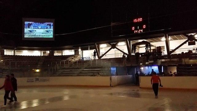 Tournoi U7-U9 de Marseille entrée des joueurs