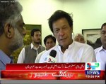 Health & Higher Education will be the focus of our attention in the next two years. Imran Khan