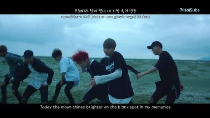 BTS  -  Save Me MV [English Subs + Romanization + Hangul] HD