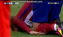 Antoine Griezmann Gets INJURED | Real Madrid - Atletico Madrid 28.05.2016 HD
