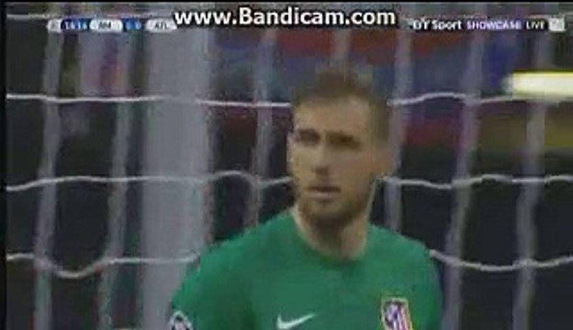 1-0 Sergio Ramos Goal - Real Madrid 1-0 Atletico Madrid - 28.05.2016