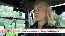 Uithuizer boer benut trekker met rupsband - RTV Noord