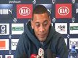 Football (Bordeaux-Lyon) : Interview de Guillaume Hoarau
