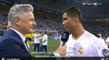 Cristiano Ronaldo Post Match INTERVIEW Real Madrid vs Atletico MAdrid