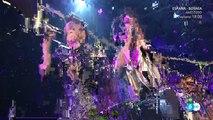 "4ª Gala de ""Levántate All Stars"" – El Grupo de Alaska canta conjuntamente ""Diva"" de Dana International #Eurovisión"