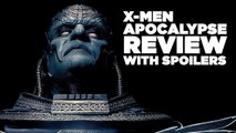 X-Men: Apocalypse Review Discussion with Spoilers